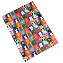 Gift wrap Animal Friends