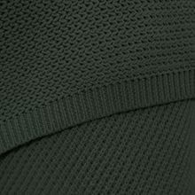 Throw Sierra Dark green