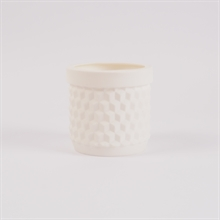 Potts flowerpot White