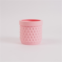 Potts flowerpot Pale pink