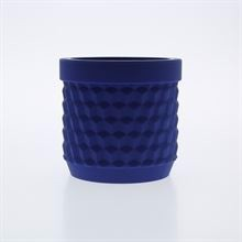 Potts flowerpot Dark blue