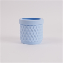 Potts flowerpot Baby blue