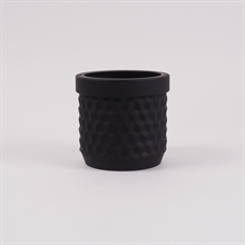 Potts flowerpot Black