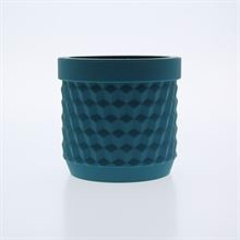 Potts flowerpot Petrol