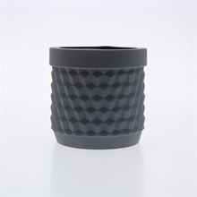 Potts flowerpot Dark grey