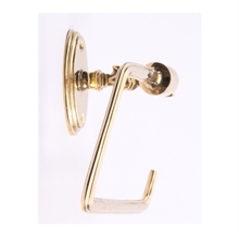 Toiletroll holder Brass