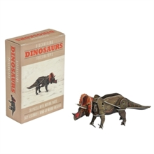 Build-a-dino Triceratops Wind up