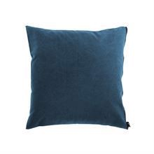 Cushion cover Washed canvas 50x50 Skyblue
